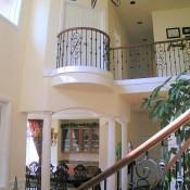 Woodinville Estate Foyer