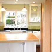 Shilshole Kitchen - Wide Angle