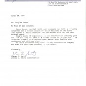 1991 - Steven D. Smith Recommendation